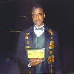 Michael Woods at the 100 Black Men of Las Vegas '04 Gala