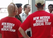 HHS: NDMS: Disaster Medical Asst Team - New Mexico One
